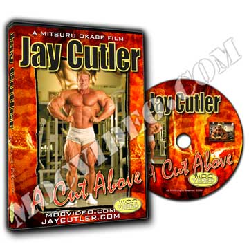 Jay Cutler A Cut Above DVD