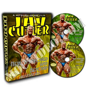 Jay Cutler New, Improved and Beyond DVD