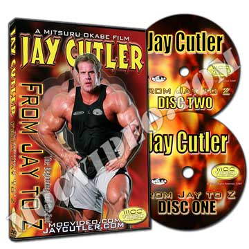 Jay Cutler From Jay To Z DVD