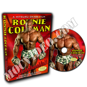 Ronnie Coleman / The Unbelievable!! DVD