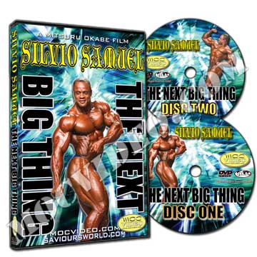 Silvio Samuel / The Next Big Thing DVD