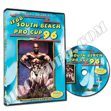 IFBB South Beach Pro Cup 1996 DVD