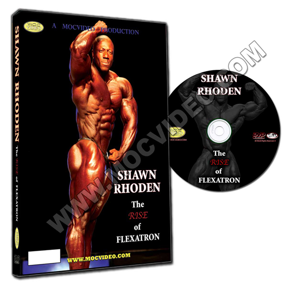 Shawn Rhoden The Rise of Flexatron DVD